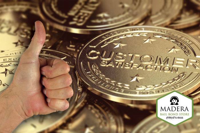 Bail Bonds in Madera Customer Reviews