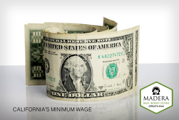 California's 2018 Minimum Wage